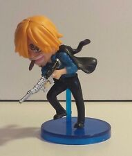 "ONE PIECE ""SANJI"" GASHAPON TRADING FIGURE STRAW HAT PIRATES"