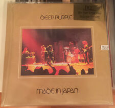 DCC-LPZ-2052-DEEP PURPLE  Made in Japan - Factory Sealed - Neu - OVP !! Vinyl