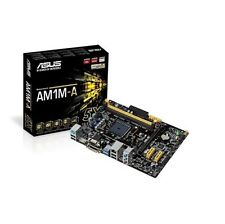 ASUS AM1M-A AMD AM1 mATX Motherboard USB 3.0, SATA 3, HDMI, DVI and VGA
