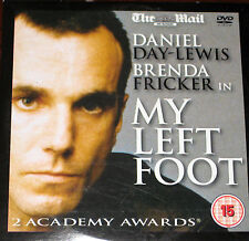 My Left Foot (DVD), Daniel Day-Lewis, Ruth McCabe, Brenda Fricker, Fiona Shaw