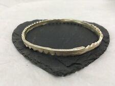 Delphine Nardin Paris brutalist/modernist industrial design bangle bracelet
