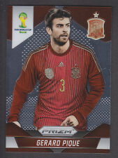 Panini Prizm World Cup 2014 Brazil - Base # 171 Gerard Pique - Spain