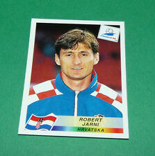 N°542 JARNI CROATIE HRVATSKA PANINI FOOTBALL FRANCE 98 1998 COUPE MONDE WM