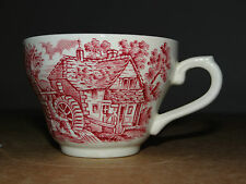 1 Cup English Broadhurst Ironstone Staffordshire England ~ ( 4-TC )