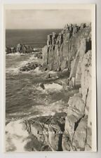 Cornwall postcard - Lands End Point - RP