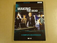 4-DISC DVD BOX / WAKING THE DEAD - SERIE 1 ( BBC )