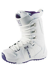 Women's Rome Smith Snowboard Boots - 2011 - 5.5 UK - White/Purple (Ex-Demo)