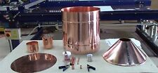 20 Gallon Whiskey Moonshine Still with Worm , complete Self Build kit