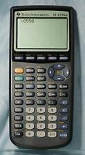Good Working TEXAS INSTRUMENTS TI-83 TI 83 PLUS Graphic Calculator