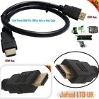 1m-10m Premium Gold HDMI High Speed Video Cable for LCD HDTV 3D PS3 Xbox 360 SKY