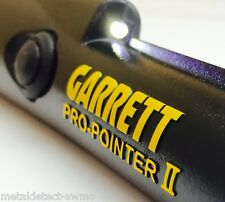 New GARRETT PRO POINTER II Metal Detector Pinpointer Probe Authorized Dealer