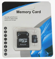 256GB Micro SD HC Card with FREE Adapter Class 10 Universal TF Flash Memory Card