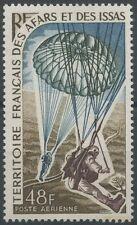 AFARS & ISSAS 1968 PA N°57** Parachute, Parachutisme, # C51 Parachuting  MNH