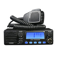 CB MOBILE RADIO TTI TCB-900 MULTI-STANDARD WITH FRONT SPEAKER EU UK AM FM