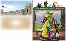 Mad Maggie's Adventures : Dragons Are Real by Melinda Rabin (2013, Paperback)