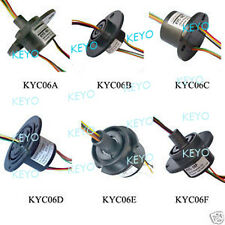 Slip Ring 6x2A (6 wires, 2 amps) 4A available
