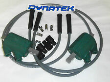 Dyna 3 ohm Performance Ignition Coils and Leads. DC1-1 DW800