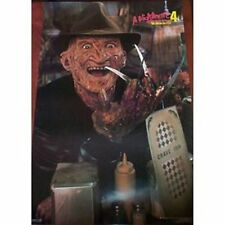 A Nightmare On Elm Street 4:  Freddy Krueger Crave Inn Poster NEW ROLLED