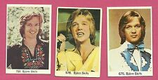 Bjorn Skifs Fab Card Collection Swedish singer songwriter Blue Swede B