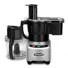 Waring WFP16SCD Combination 4Qt Food Processor & Continuous Feed 1 Yr Warranty