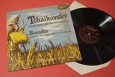 CTL 7031 Tchaikovsky Borodin String Quartets Hollywood String Slatkin CAPITOL LP