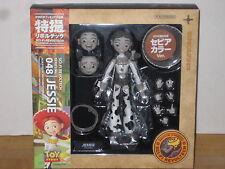 Kaiyodo Revoltech Sci-Fi 048 48 Disney Toy Story Jessie Black & White MISB sepia