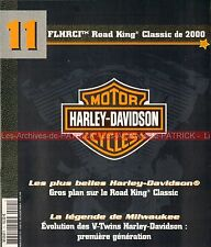 HARLEY DAVIDSON FLHRCI 1450 Road King Classic 2000 ; HD moteur V-Twin MOTO HD