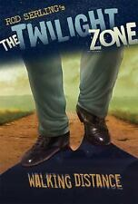 Twilight Zone-Walking Distance-Rod Serling-graphic novel-combined shipping