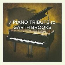 FREE US SHIP. on ANY 2 CDs! NEW CD Huckaby, Rondal: Piano Tribute to Garth Brook