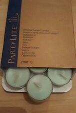 Partylite 2 boxes BAMBOO BREEZE Tealights NIB