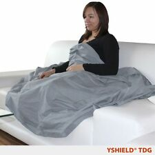 YSHIELD® shielding blanket from Steel-Gray TDG |  HF+LF | Electrosmog