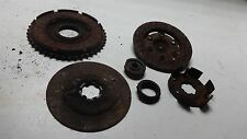 BSA C11 C12 VINTAGE MOTORCYCLE BRITISH SM147B ENGINE CLUTCH ASSEMBLY