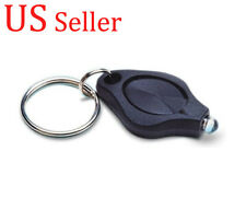 LRI Photon Micro Light II - Keychain Squeeze LED Locking ON/OFF for Survival Kit