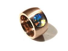 Bijou acier Stainless Steel  bague jonc taille 58 ring