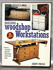 Building Workshop Workstations: How to Customize Space for Each Power Tool in...