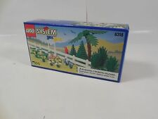SEALED LEGO SYSTEM 6318 ACCESSORY SET FLOWERS TREES BUSHES FENCE MIB 1996