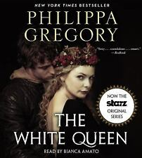 The White Queen by Philippa Gregory (2013, CD, Abridged)