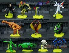 Ben 10 Set 11 Cake Topper Figure Decoration K1401 Set11