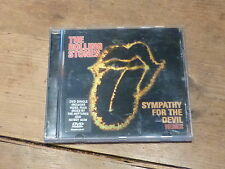 THE ROLLING STONES - SYMPATHY FOR THE DEVIL REMIX !!! RARE DVD!!!!