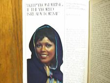 July  19, 1975 TV  Guide (JA'NET  DUBOIS/ROY  WALDRON/J. FRED MUGGS/HAL  LINDEN)