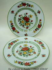 Villeroy & Boch Summerday Summer Day Pattern Salad Dessert Plates 21cm Dia