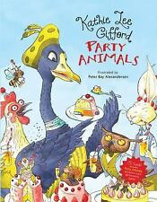 Party Animals - Kathy Lee Gifford (Hardcover Children's Book with CD)