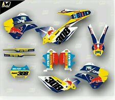 Husaberg FE/TE/FX/TS 250/450/570 09-12 Graphics Sticker Decal Kit