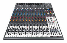 Behringer XENYX X2442USB mint 16-Channel USB Audio Mixer w/ Effects
