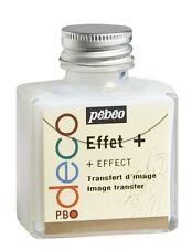 Pebeo Deco trasferimento immagine 75ml-trasferire foto in legno, metallo, carta, GESSO