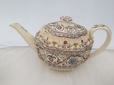 "COPELAND SPODE FLORENCE TEA POT OLD 1880 - 5 CUPS 6"" Tall"