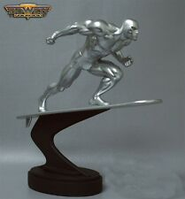 SILVER SURFER STATUE BY BOWEN DESIGNS, SCULPTED BY RANDY BOWEN