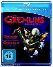Gremlins 1 & 2 - Die Collection [Blu-ray] Phoebe Cates  * NEU & OVP *