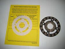 (1) Lennox Pulse 64L80 Diaphragm Material Kit for G14/21-40/60/80 Flapper Valve