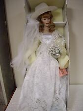 "Paradise Galleries-Treasury Collection, ""Savannah Bride"" By Patricia Rose"
